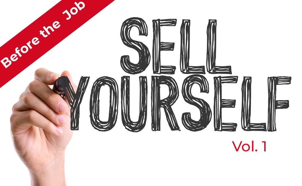 Sell Yourself. Vol1