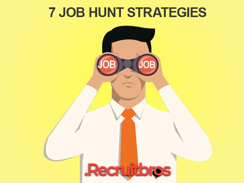 Job hunting Strategies That Works