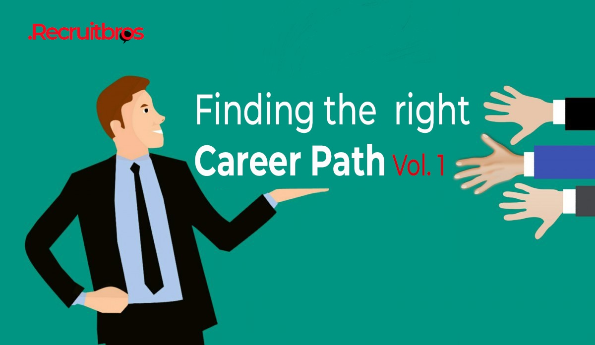 Finding The Right Career Path