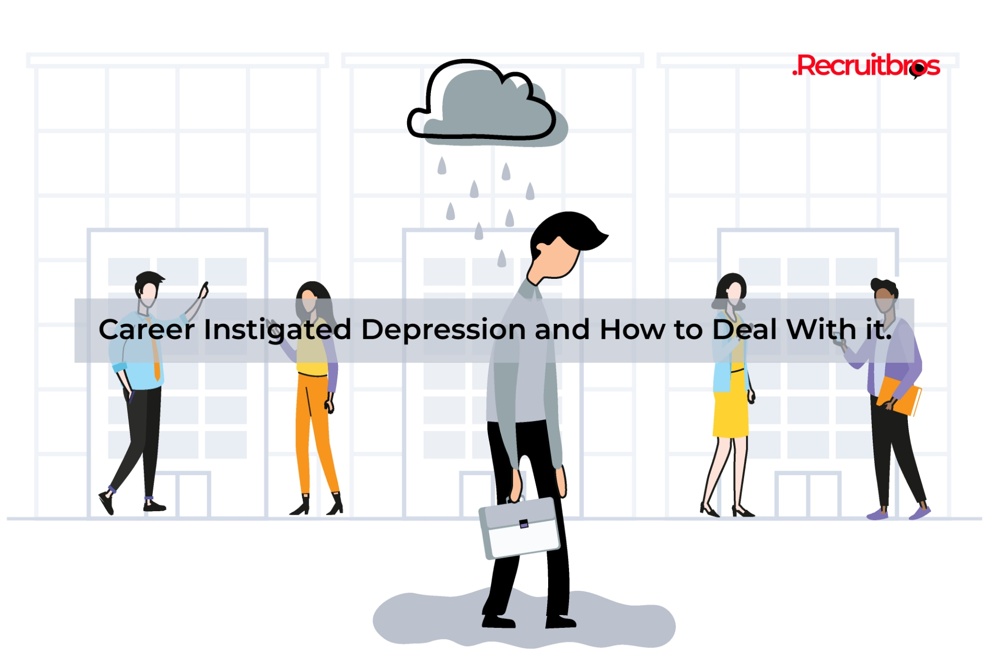 Career instigateddepression