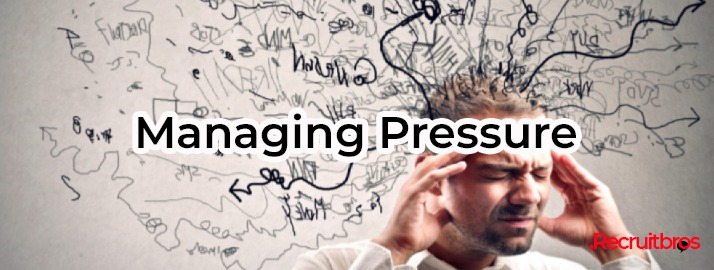 Managing pressure