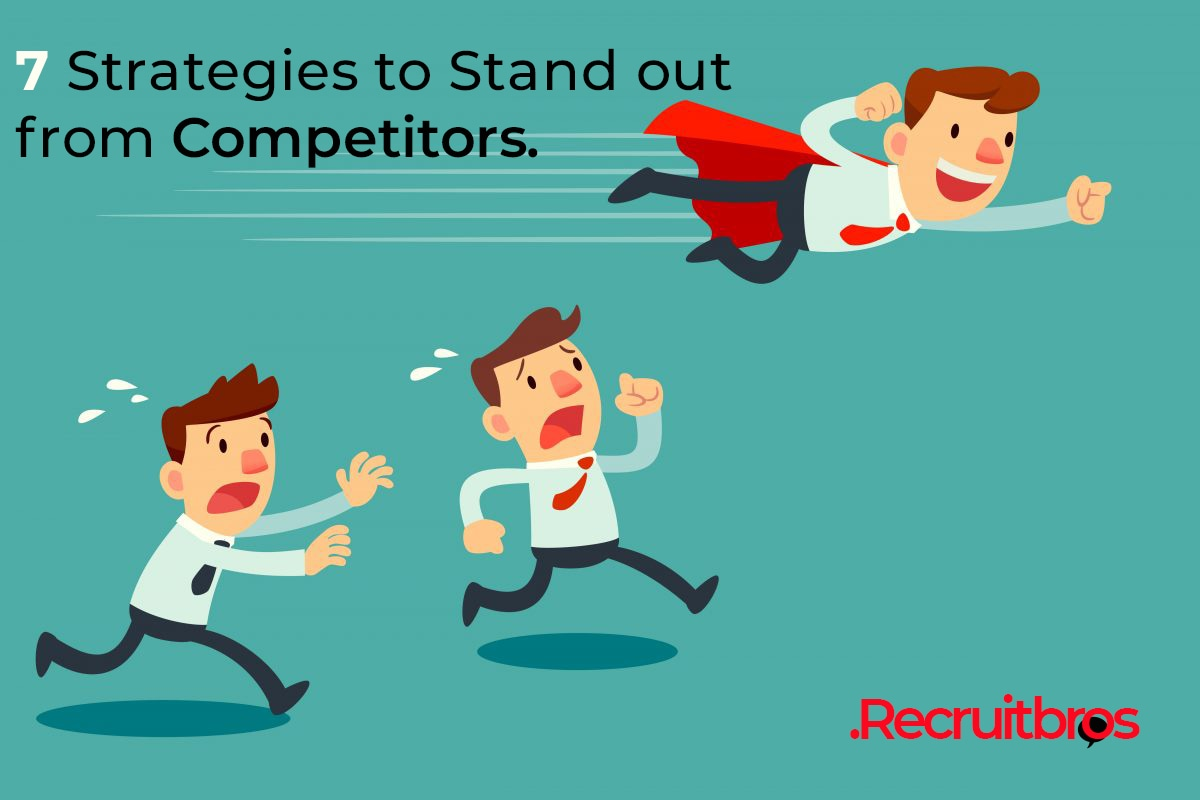 Strategies to Stand Out from Competitors