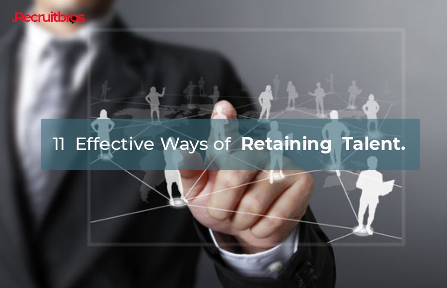 Effective Ways to Retain Talent