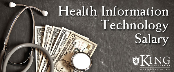 Health Information Technology Salary