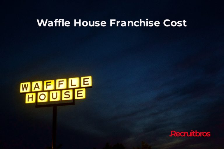 Waffle House Franchise Cost