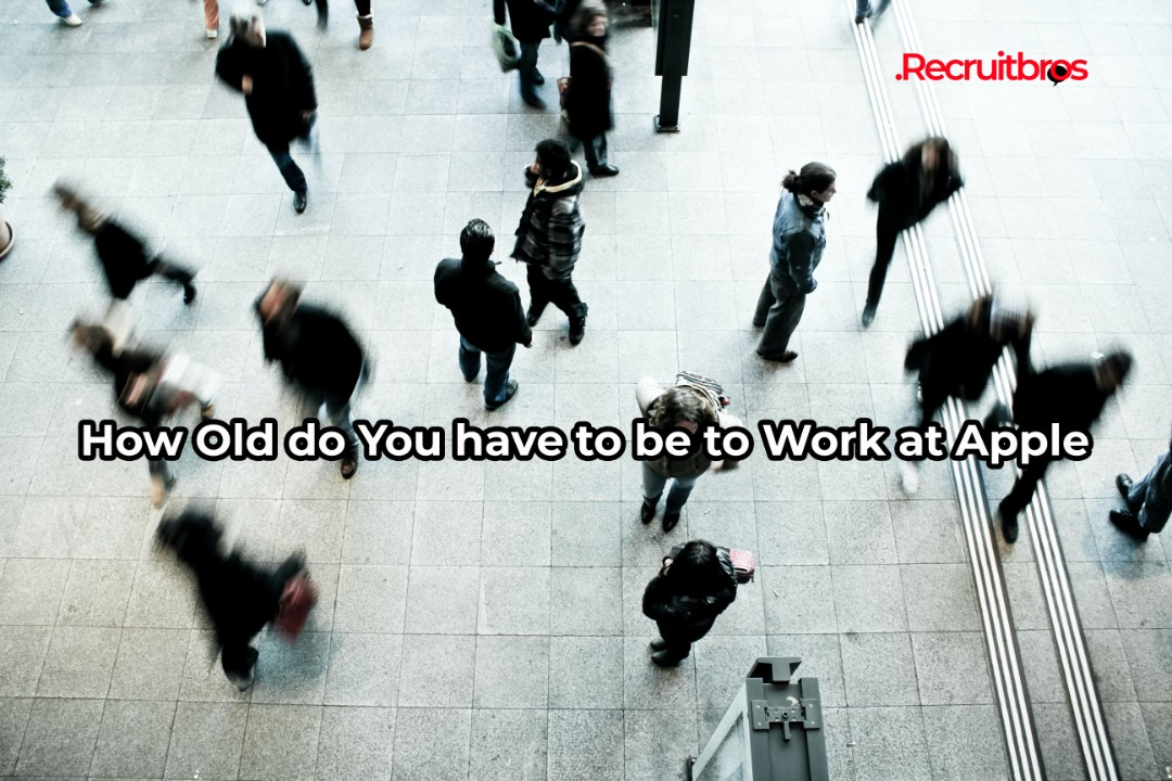 How Old To Work At Apple