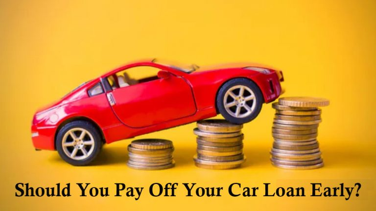Pay Off Your Car Loan Early